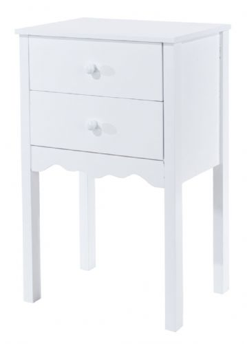 Options Imperial 2 Drawer Bedside